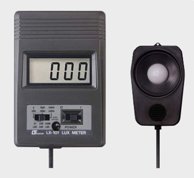 Digital Instruments LX101 - digitaler Lux-Meter